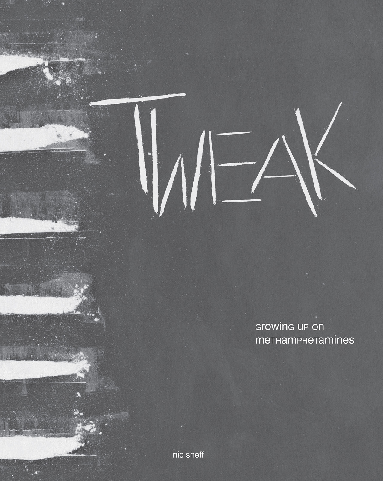 "Benjamin Wilhelm | ""Tweak: Growing Up on Methamphetamines "" by Nic Sheff"