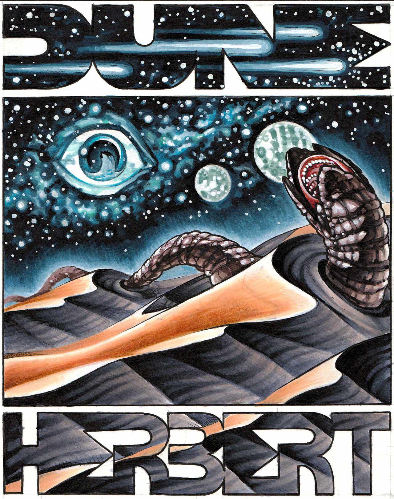 "Bradley Atheron | ""Dune"" by Frank Herbert"