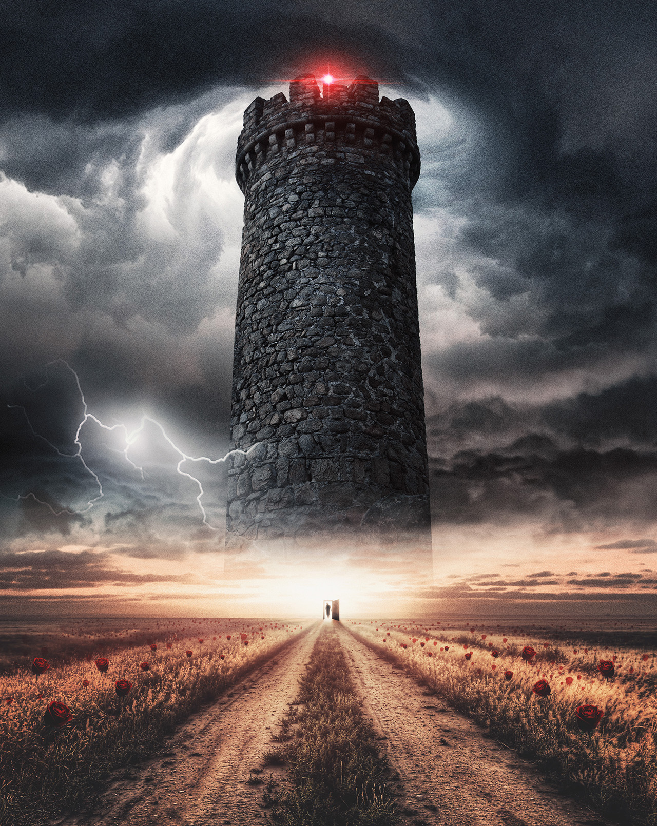 "Bryan Minear | ""The Dark Tower"" by Stephen King"