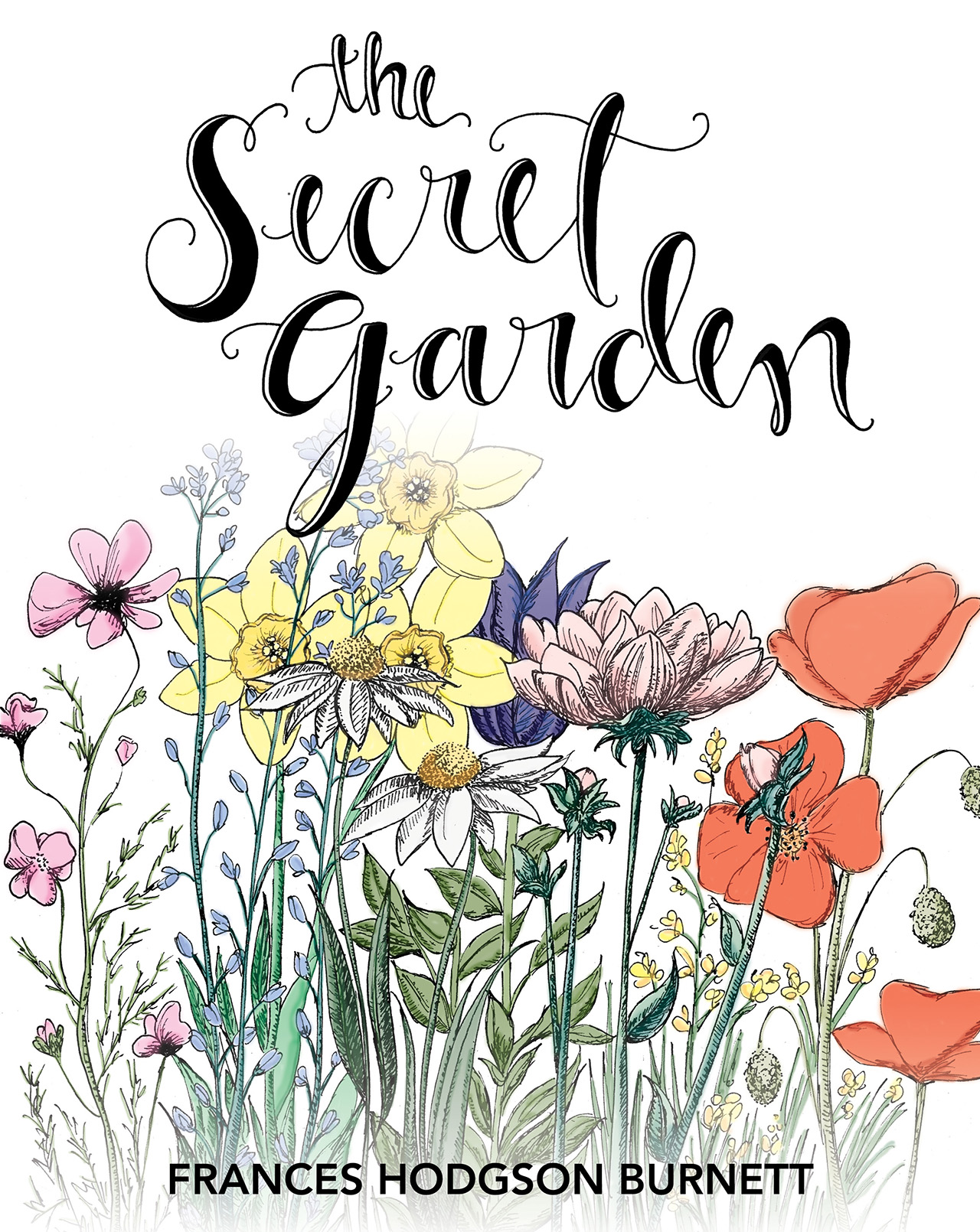 "Tess Segura | ""The Secret Garden"" by Frances Hodgson Burnett"